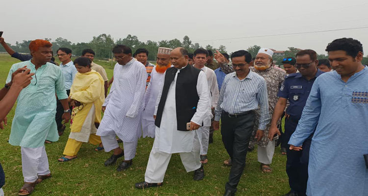 Model mosques and cultural centre being built in Panchagarh