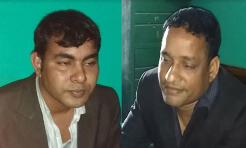 2 journos sent to jail in extortion case