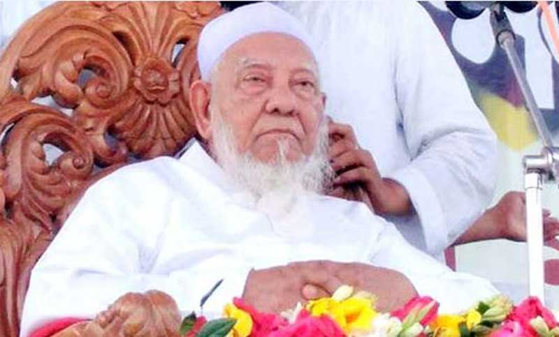 Allama Shafi hospitalised, medical board formed