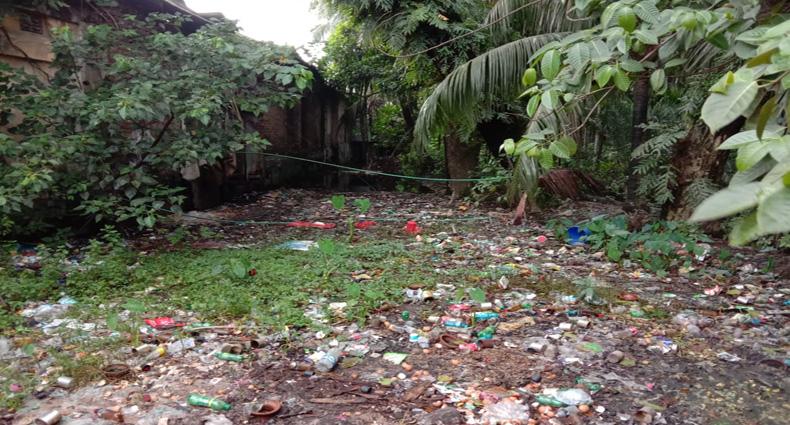 খাল সংস্কার না হওয়াতে জলমগ্ন হচ্ছে রামগতি বাজার