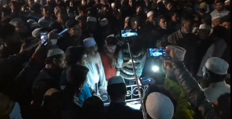 Journalist Mozakker buried in Noakhali