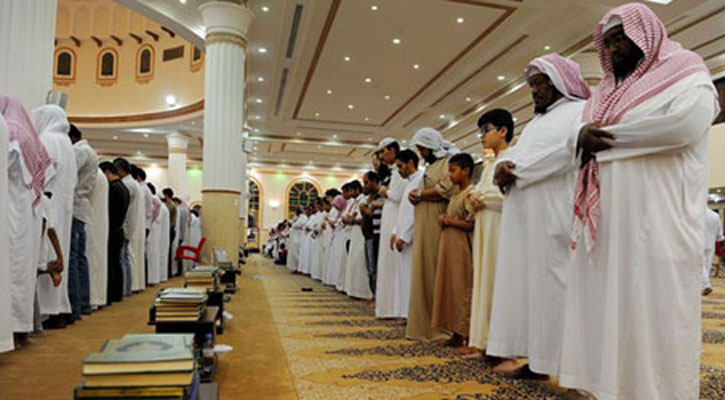 Highest 20 allowed in Taraweeh, daily prayers