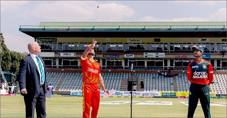 Zimbabwe opt to bowl after winning toss