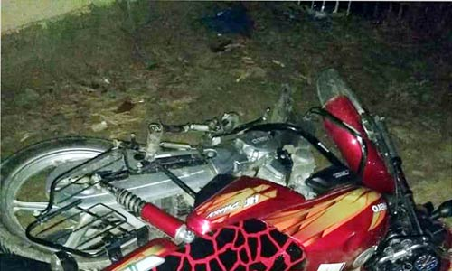 Trader killed as motorcycle hits tree in Moulvibazar