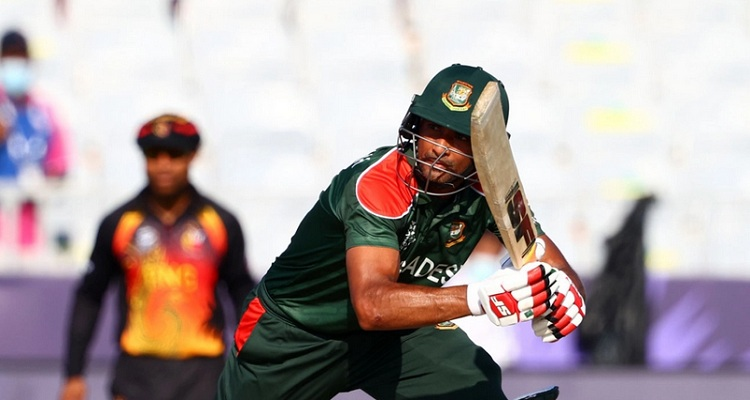 Bangladesh set 182-run target for PNG